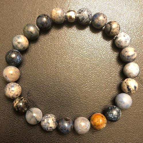 Dumortierite Healing Bracelet