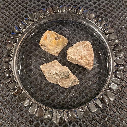 Small Raw Moonstone
