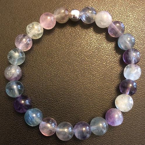 Fluorite Healing Bracelet
