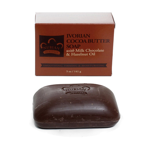 Ivorian Cocoa Butter & Chocolate Soap