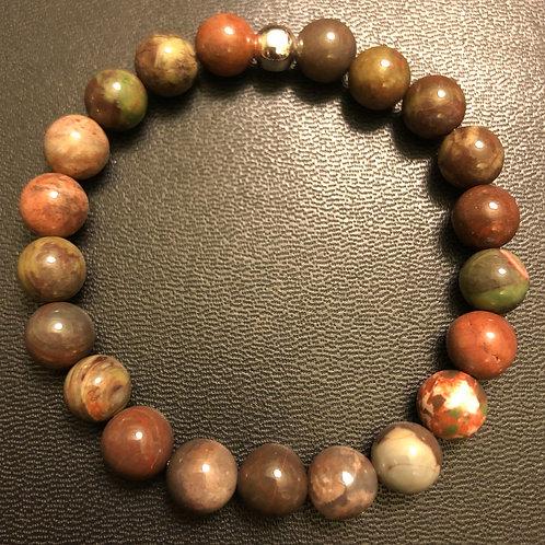 Australian Agate Healing Bracelet