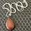 Thumbnail: Bloodstone Pendant Necklace