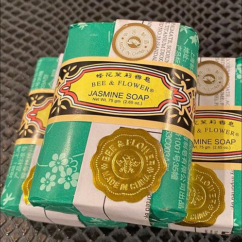 New & Flower Jasmine Soap