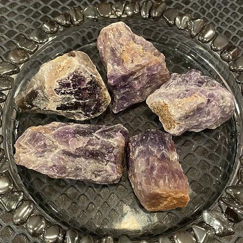 Small Raw Amethyst