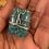 Thumbnail: Chrysocolla Wrapped Ring