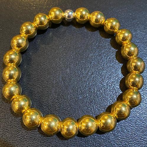 Golden Hematite Healing Bracelet