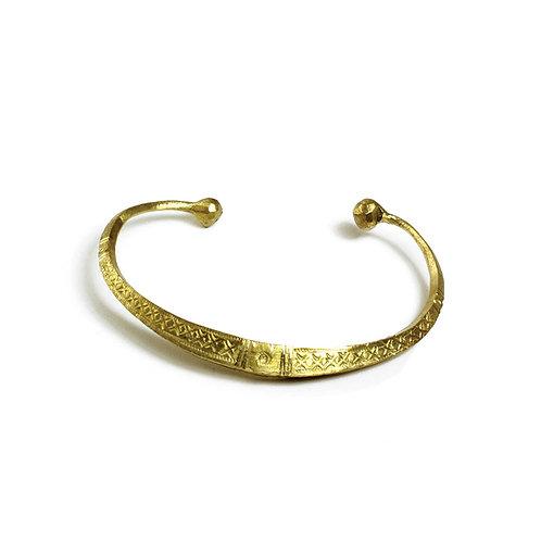 Tuareg Etched Bracelet