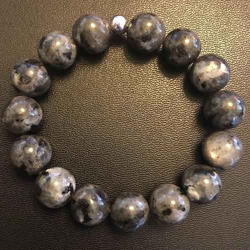 12mm Labradorite Healing Bracelet