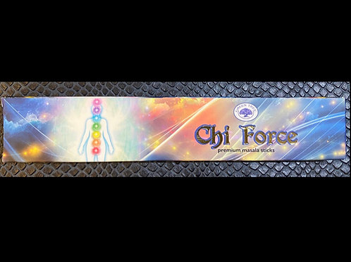 Chi Force Incense