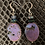 Thumbnail: Druzy Agate Earrings