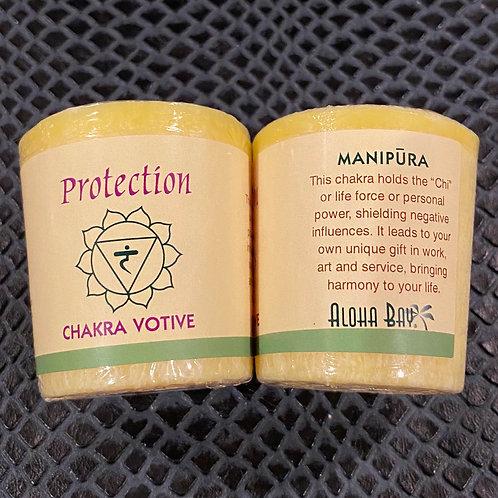 Protection Chakra Votive