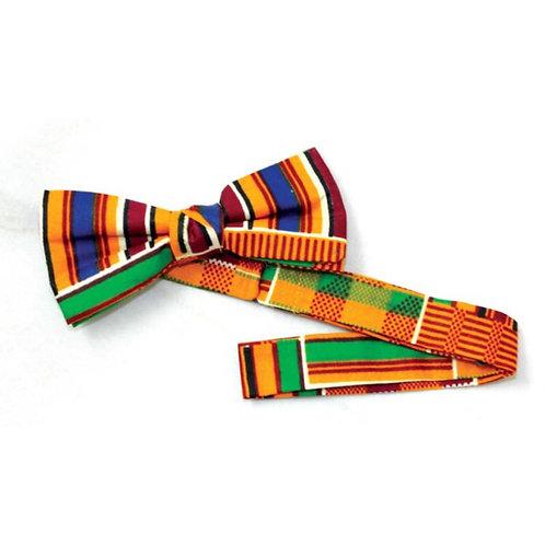 Kente Bow Tie Too