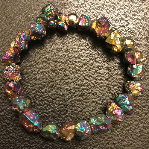 Citrine Rock Healing Bracelet