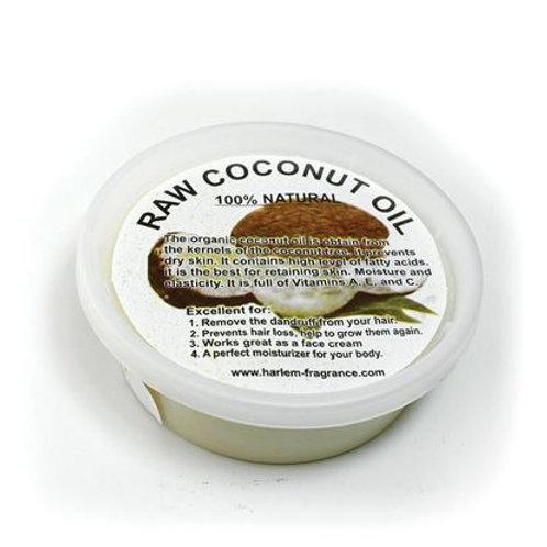 Raw Coconut Oil/Shea Butter Blend - 8 oz.