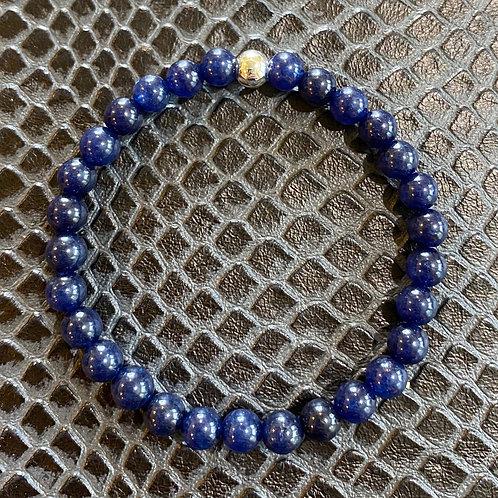 Blue Jade Healing Bracelet