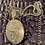 Thumbnail: Sunstone Wrapped Necklace