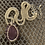 Thumbnail: Amethyst Tree of Life Necklace