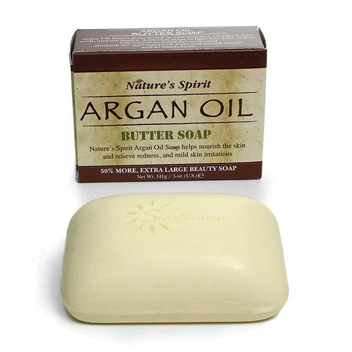 Argan Oil & Shea Butter Soap