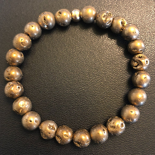 Crystalloid Agate Healing Bracelet