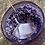 Thumbnail: Large Clear Quartz Point Lavender Candle