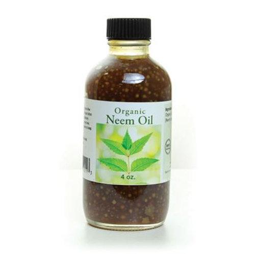 Organic Neem Oil - 4 oz.