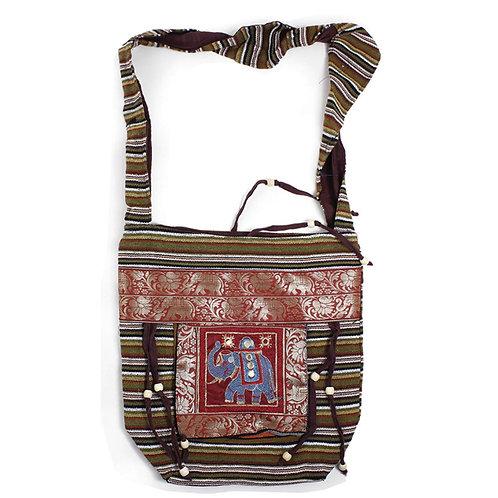 Brown Royal Elephant Bag
