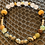 Thumbnail: Multi-Stone Om Healing Bracelet Set