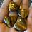 Thumbnail: Mini Tiger Eye Heart