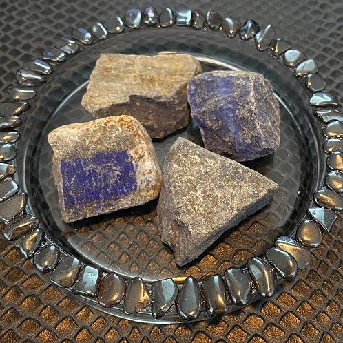 Medium Raw Lapis Lazuli