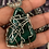 Thumbnail: Malachite Wrapped Necklace