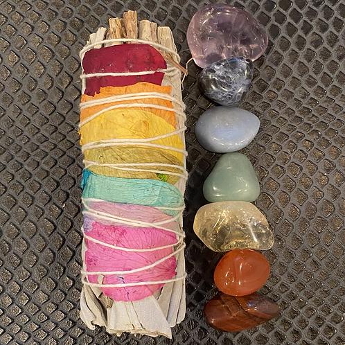 7 Chakras Healing Bundle