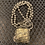 Thumbnail: Raw Pyrite Wire Wrapped Necklace