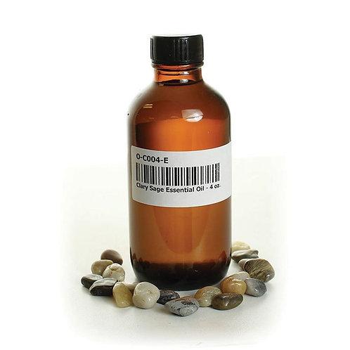 Clary Sage Essential Oil 4 oz.