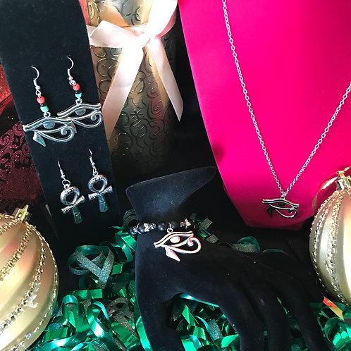 Third Eye & Ankh Gift Set