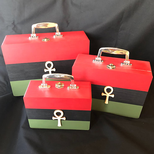 RBG Clutchbox Set (Small, Medium, Large)