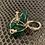 Thumbnail: Malachite Wrapped Ring