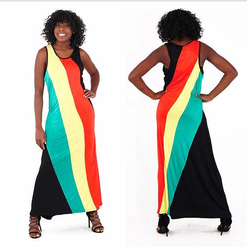 Rasta Way Of Life Dress