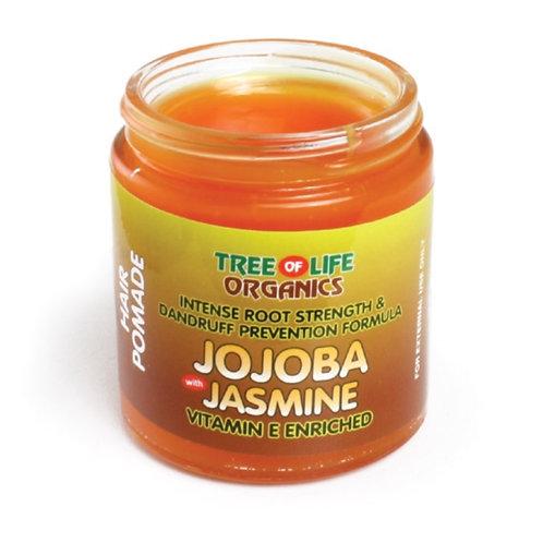 Jojoba Oil & Jasmine Pomade