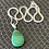 Thumbnail: Malachite Pendant Necklace