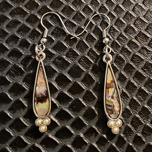 River Shell Earrings