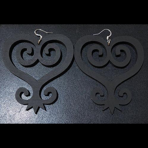 Sankofa Earrings