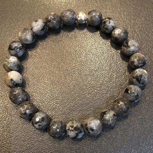 Faceted Labradorite Healing Bracelet