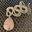 Thumbnail: Rose Quartz Tree of Life Necklace
