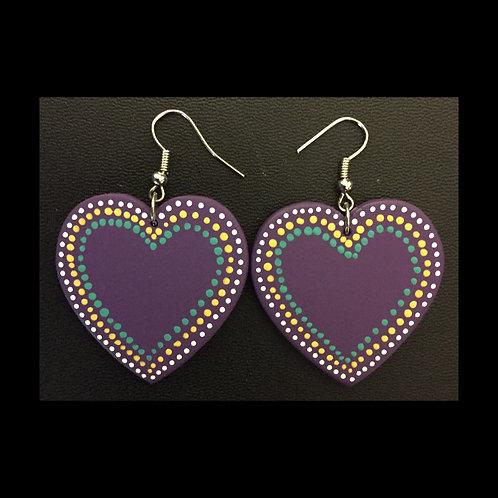 Purple Heart Frenzy