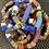 Thumbnail: Ghana Trade Bead Bracelet