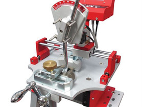 Golf Mechanix Putter Bending Machine