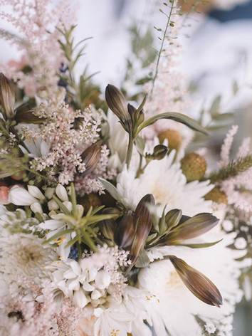 Wild Romantic Flowers