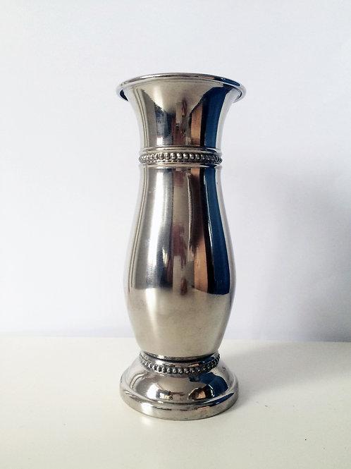 Vase silber