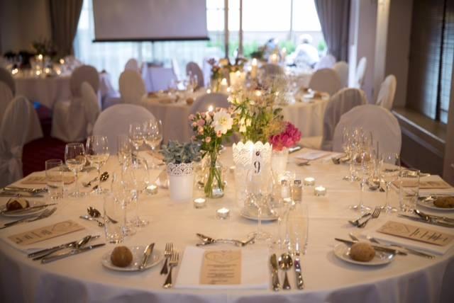 Romantische Hochzeit in den Bergen  - Davos