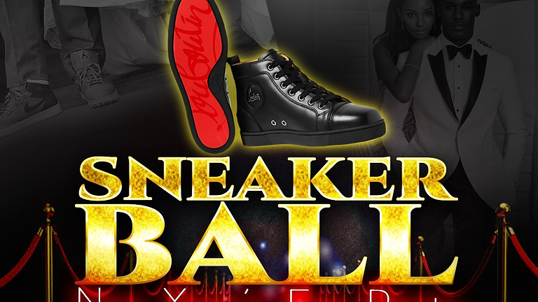 Sneaker Ball New Year's Eve Party
